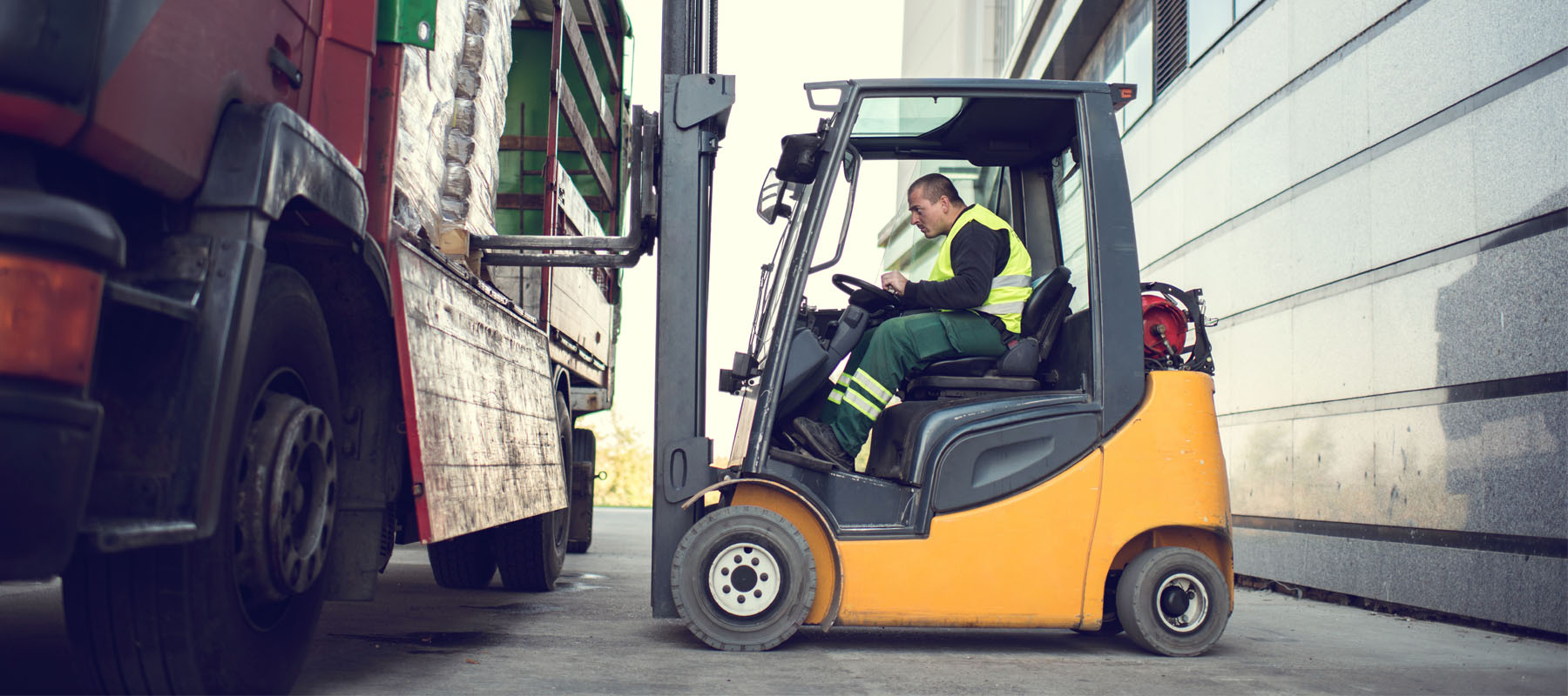 Forklift Licence Training Course Ohsa Occupational Health Services