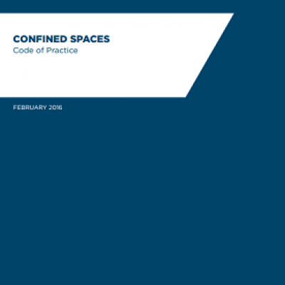 Confined space code of practice