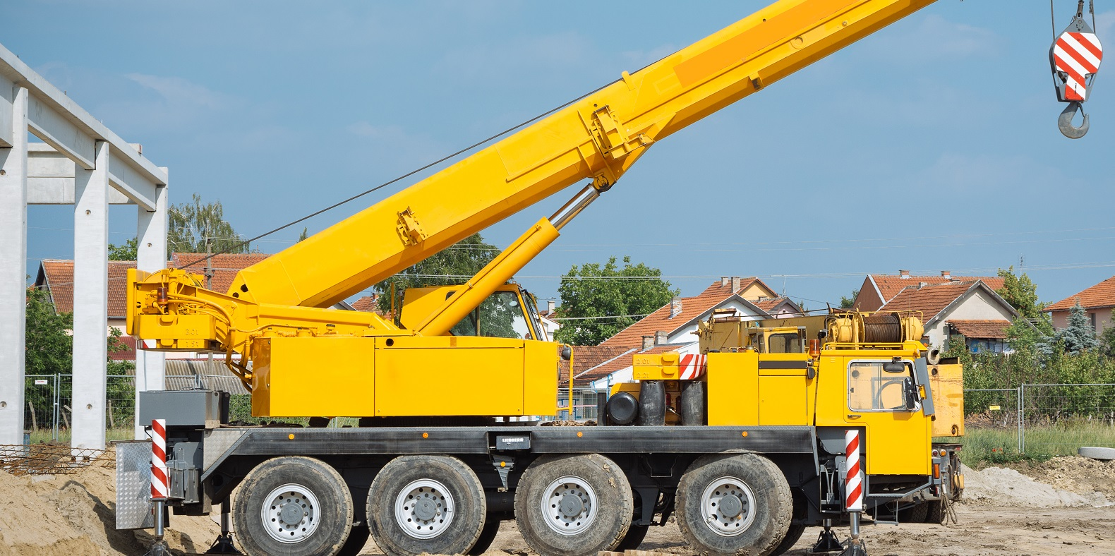 Mobile Crane Kje : Slewing mobile crane t licence course c brisbane